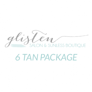 6 Spray Tan Package